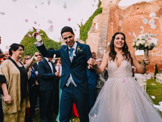 La boda de Miguel y Leticia en Ayllon, Segovia 21