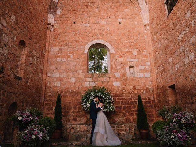 La boda de Miguel y Leticia en Ayllon, Segovia 22