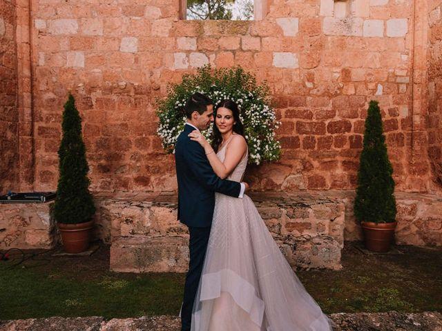 La boda de Miguel y Leticia en Ayllon, Segovia 23