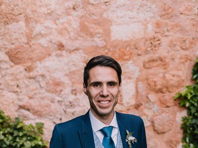 La boda de Miguel y Leticia en Ayllon, Segovia 25