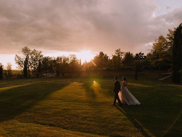 La boda de Miguel y Leticia en Ayllon, Segovia 26