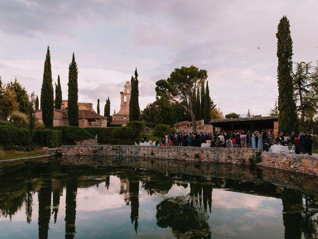 La boda de Miguel y Leticia en Ayllon, Segovia 28