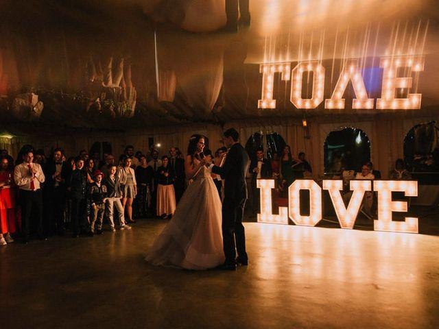 La boda de Miguel y Leticia en Ayllon, Segovia 33