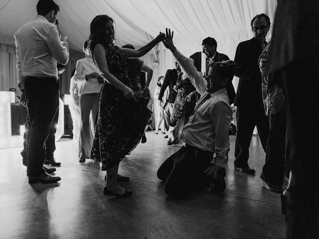 La boda de Miguel y Leticia en Ayllon, Segovia 34