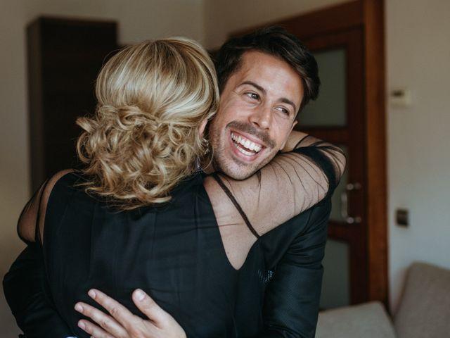 La boda de Albert y Cris en Els Casots, Barcelona 11