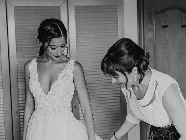 La boda de Albert y Cris en Els Casots, Barcelona 23