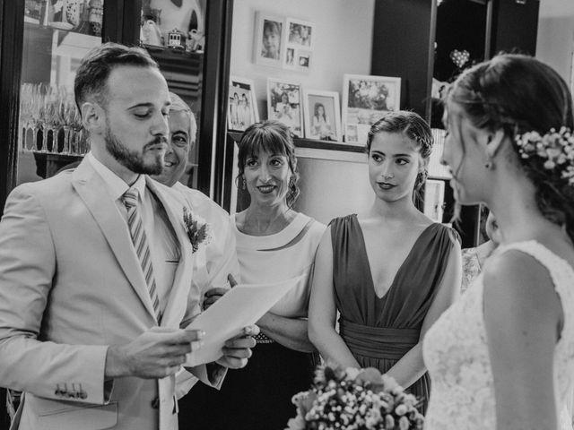 La boda de Albert y Cris en Els Casots, Barcelona 29