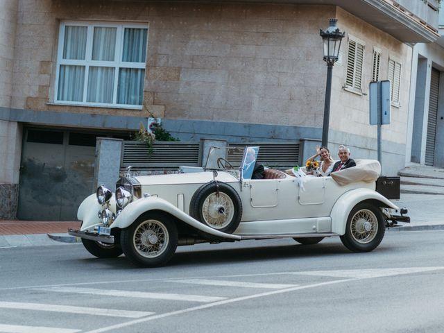 La boda de Albert y Cris en Els Casots, Barcelona 32