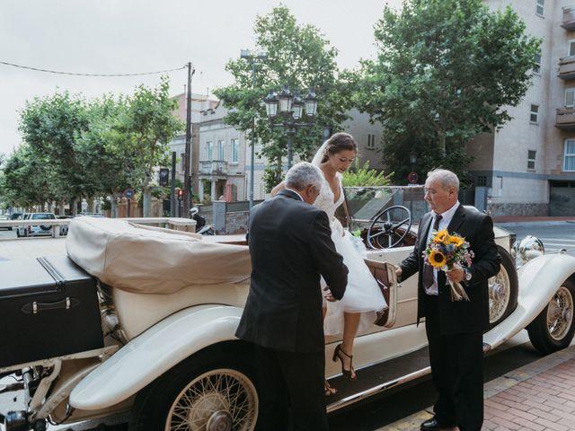 La boda de Albert y Cris en Els Casots, Barcelona 35