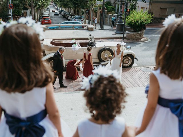 La boda de Albert y Cris en Els Casots, Barcelona 36