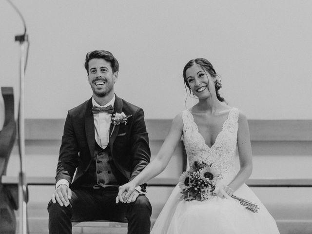 La boda de Albert y Cris en Els Casots, Barcelona 41