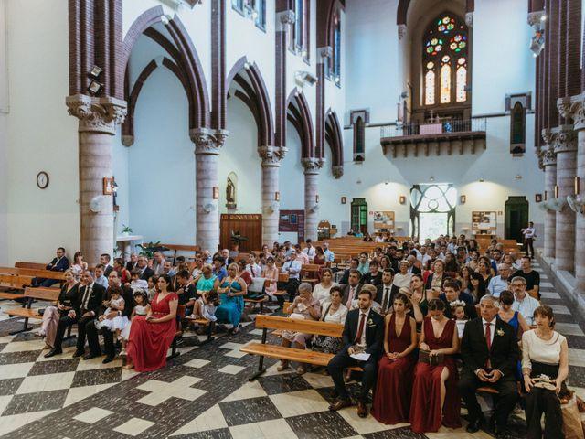La boda de Albert y Cris en Els Casots, Barcelona 42