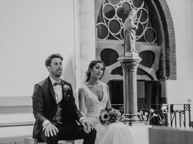La boda de Albert y Cris en Els Casots, Barcelona 44