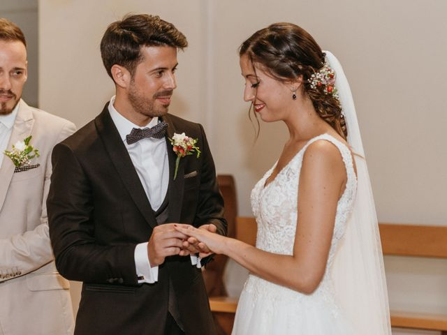 La boda de Albert y Cris en Els Casots, Barcelona 46