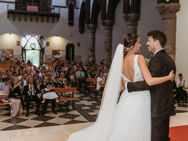 La boda de Albert y Cris en Els Casots, Barcelona 48