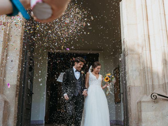 La boda de Albert y Cris en Els Casots, Barcelona 57