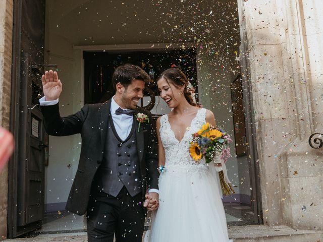 La boda de Albert y Cris en Els Casots, Barcelona 58