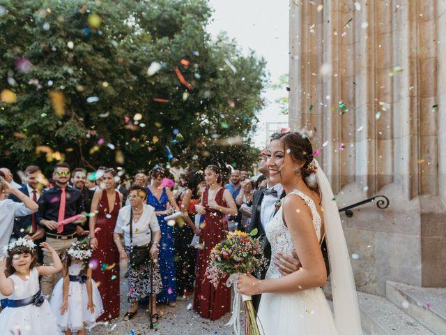 La boda de Albert y Cris en Els Casots, Barcelona 60