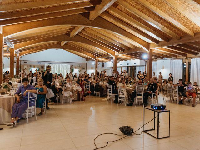 La boda de Albert y Cris en Els Casots, Barcelona 98