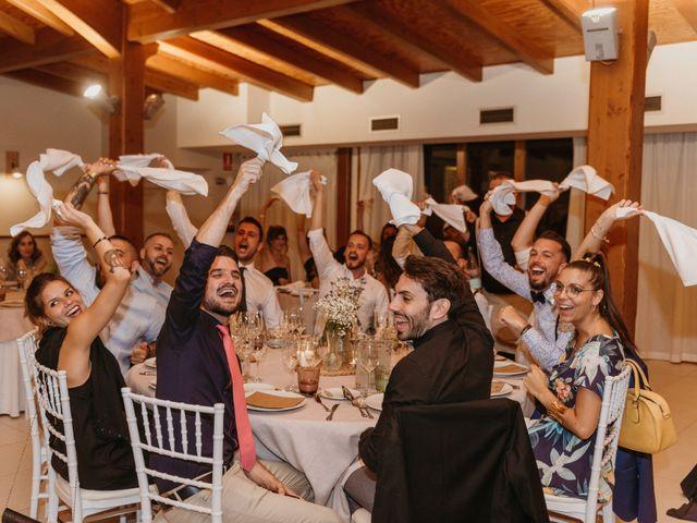 La boda de Albert y Cris en Els Casots, Barcelona 103