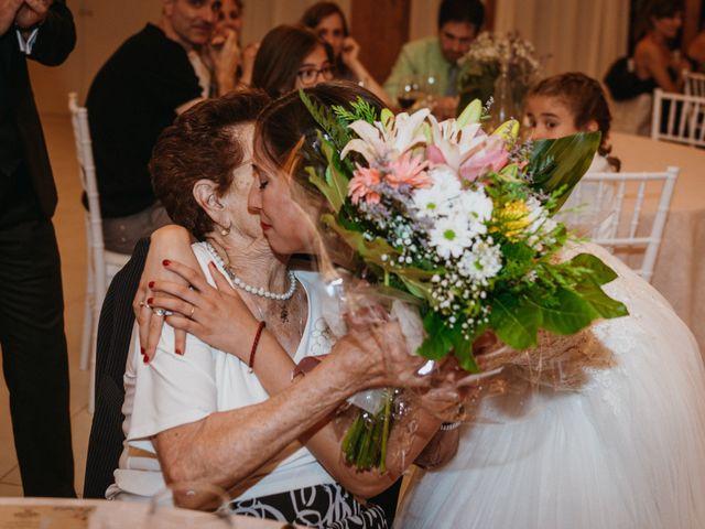 La boda de Albert y Cris en Els Casots, Barcelona 108