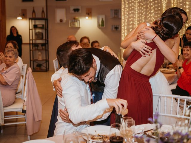 La boda de Albert y Cris en Els Casots, Barcelona 111