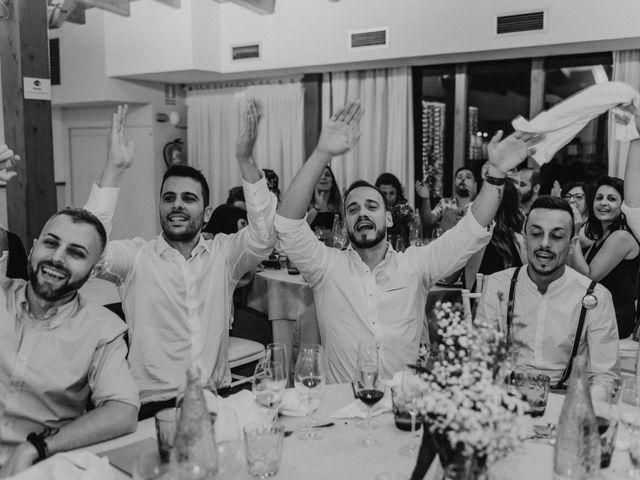 La boda de Albert y Cris en Els Casots, Barcelona 118