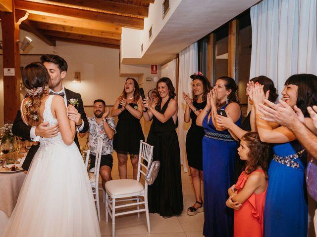 La boda de Albert y Cris en Els Casots, Barcelona 120