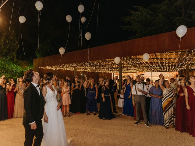 La boda de Albert y Cris en Els Casots, Barcelona 127