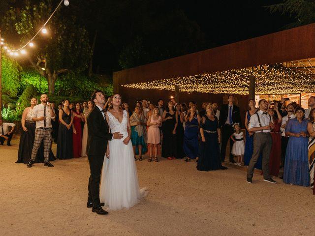 La boda de Albert y Cris en Els Casots, Barcelona 129