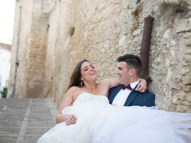 La boda de Juanjo y Leah en El Puerto De Santa Maria, Cádiz 6