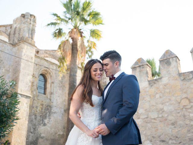 La boda de Juanjo y Leah en El Puerto De Santa Maria, Cádiz 14