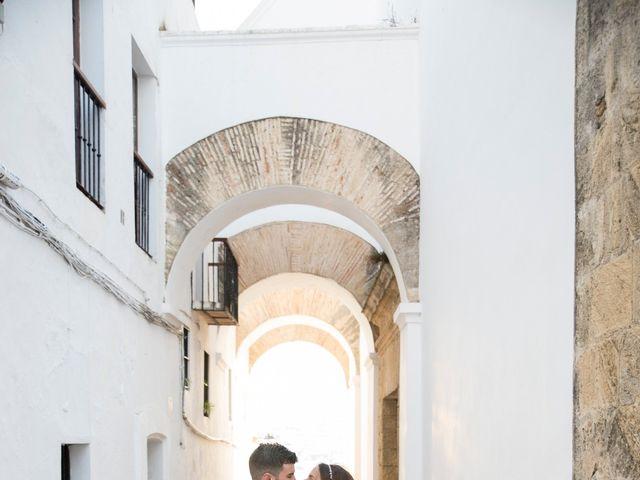 La boda de Juanjo y Leah en El Puerto De Santa Maria, Cádiz 19