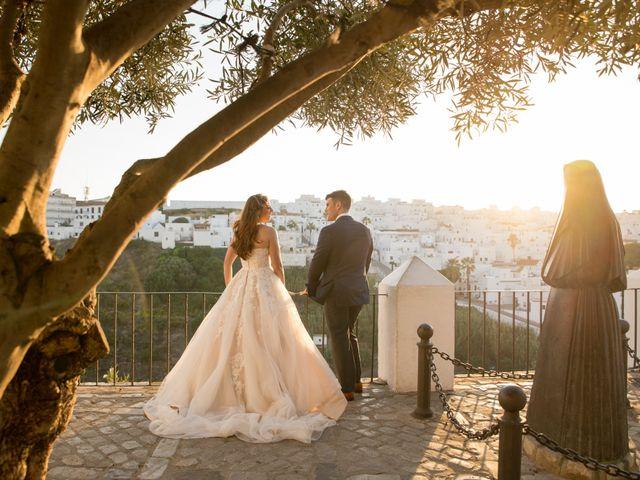 La boda de Juanjo y Leah en El Puerto De Santa Maria, Cádiz 21