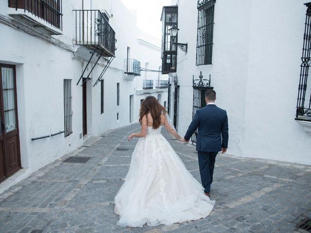 La boda de Juanjo y Leah en El Puerto De Santa Maria, Cádiz 22