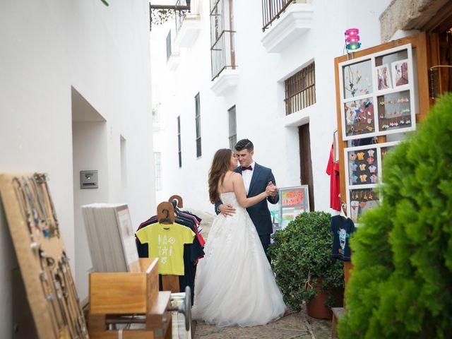 La boda de Juanjo y Leah en El Puerto De Santa Maria, Cádiz 23