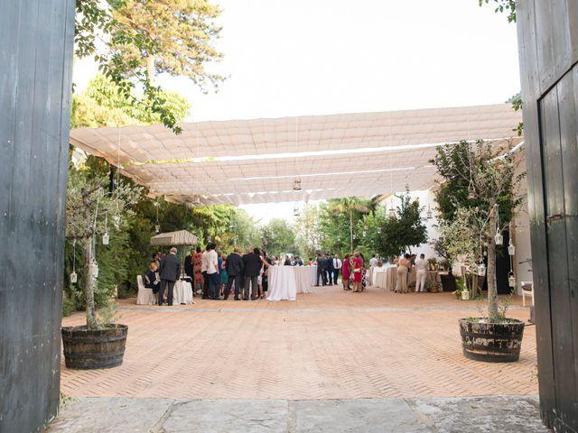La boda de Juanjo y Leah en El Puerto De Santa Maria, Cádiz 36