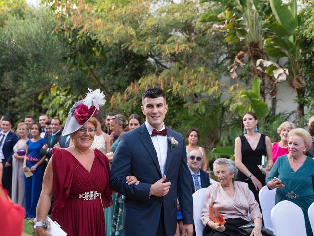 La boda de Juanjo y Leah en El Puerto De Santa Maria, Cádiz 37