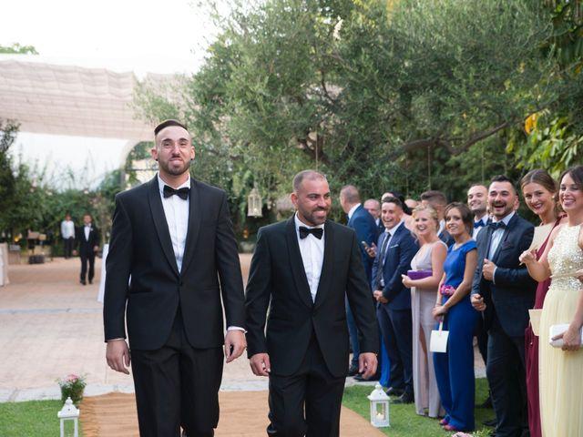 La boda de Juanjo y Leah en El Puerto De Santa Maria, Cádiz 38