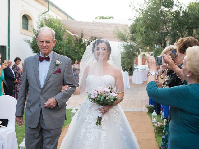 La boda de Juanjo y Leah en El Puerto De Santa Maria, Cádiz 39