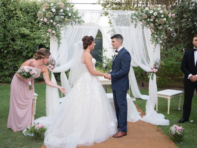La boda de Juanjo y Leah en El Puerto De Santa Maria, Cádiz 40