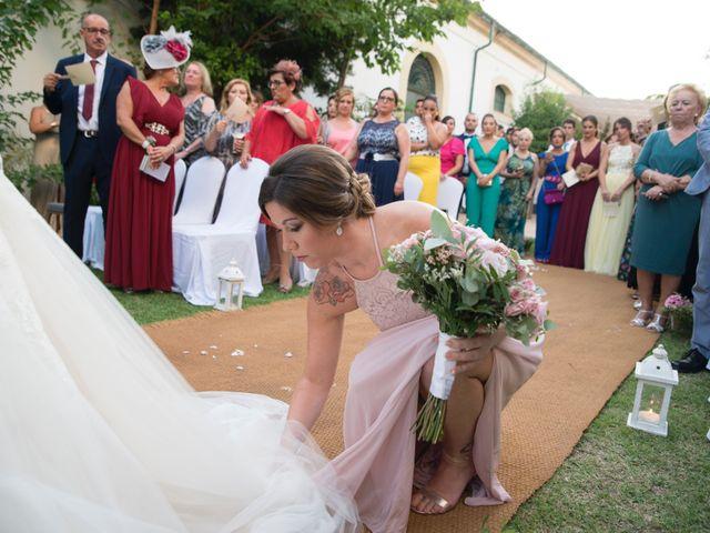 La boda de Juanjo y Leah en El Puerto De Santa Maria, Cádiz 41