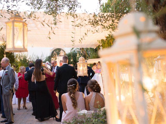 La boda de Juanjo y Leah en El Puerto De Santa Maria, Cádiz 46
