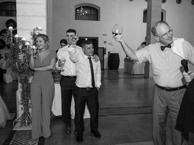 La boda de Juanjo y Leah en El Puerto De Santa Maria, Cádiz 49