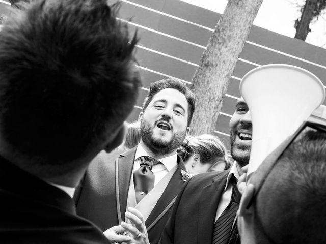 La boda de Mario y Diana en Madrid, Madrid 23