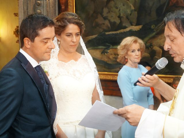 La boda de Mario y Noelia en Ávila, Ávila 5