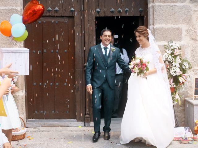 La boda de Mario y Noelia en Ávila, Ávila 8