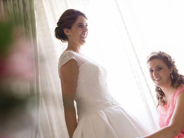 La boda de Mario y Noelia en Ávila, Ávila 2