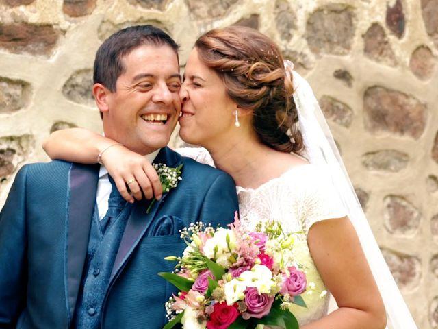 La boda de Mario y Noelia en Ávila, Ávila 13