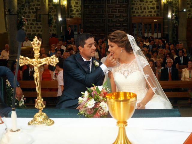 La boda de Mario y Noelia en Ávila, Ávila 14
